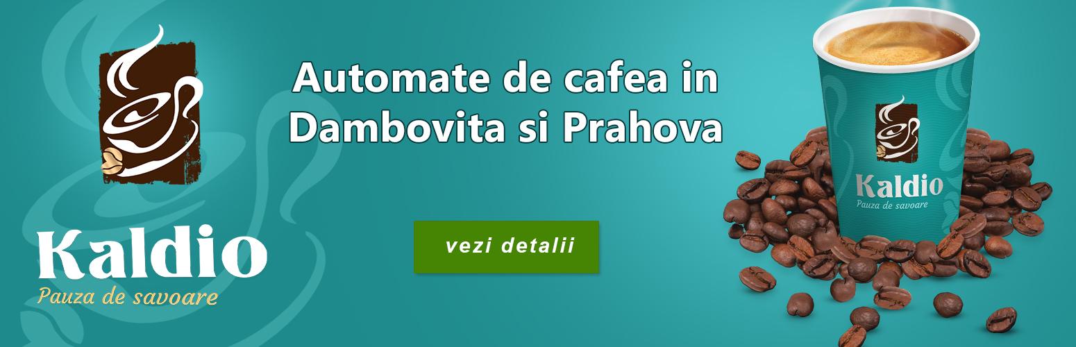 automate cafea kaldio