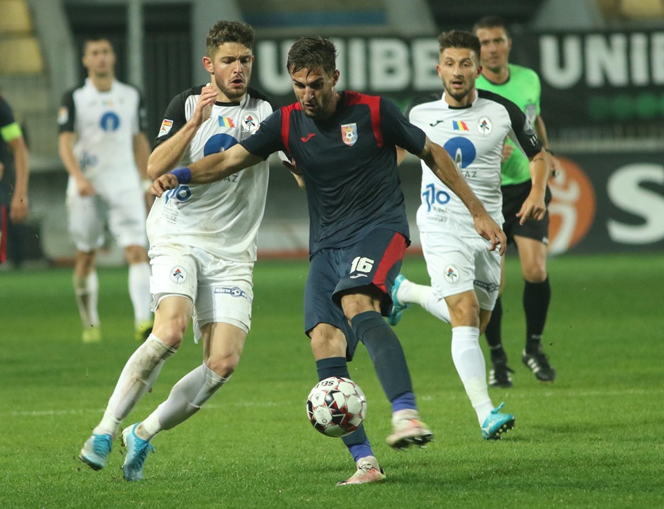 Fotbal: Costa (Gaz Metan) - Avem nevoie de punctele din ...  |Chindia Târgoviște- Gaz Metan